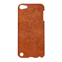 RUST COLORED STUCCO Apple iPod Touch 5 Hardshell Case