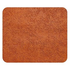 RUST COLORED STUCCO Double Sided Flano Blanket (Small)