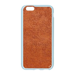 RUST COLORED STUCCO Apple Seamless iPhone 6/6S Case (Color)
