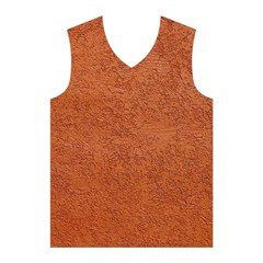 RUST COLORED STUCCO Men s Basketball Tank Top