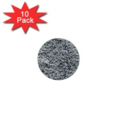 ROUGH GREY STONE 1  Mini Magnet (10 pack)