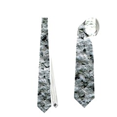 ROUGH GREY STONE Neckties (Two Side)