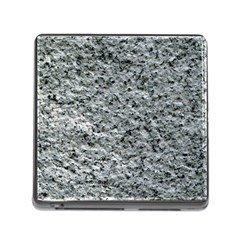 ROUGH GREY STONE Memory Card Reader (Square)