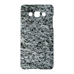 ROUGH GREY STONE Samsung Galaxy A5 Hardshell Case