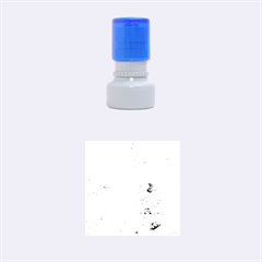 ROSIA MONTANA Rubber Round Stamps (Small)