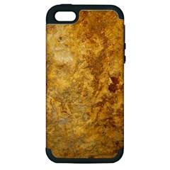 ROSIA MONTANA Apple iPhone 5 Hardshell Case (PC+Silicone)
