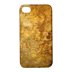 ROSIA MONTANA Apple iPhone 4/4S Hardshell Case with Stand