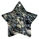 PEBBLES Ornament (Star)  Front
