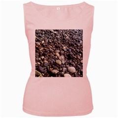 PEBBLES Women s Pink Tank Tops