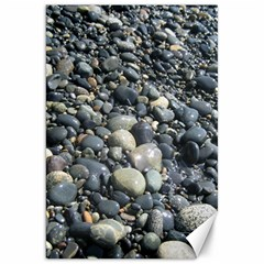 Pebbles Canvas 20  X 30
