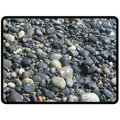 Pebbles Fleece Blanket (large)