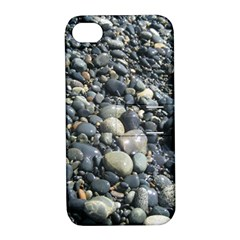 PEBBLES Apple iPhone 4/4S Hardshell Case with Stand