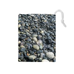 PEBBLES Drawstring Pouches (Medium)