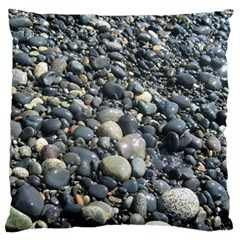 Pebbles Standard Flano Cushion Cases (two Sides)