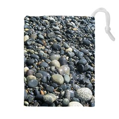 PEBBLES Drawstring Pouches (Extra Large)