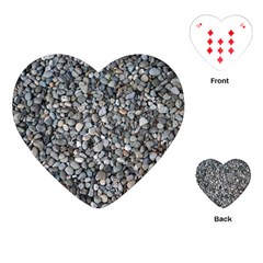 Pebble Beach Playing Cards (heart)