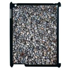 PEBBLE BEACH Apple iPad 2 Case (Black)