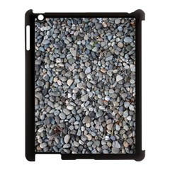 PEBBLE BEACH Apple iPad 3/4 Case (Black)