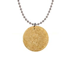 NOCE TRAVERTINE Button Necklaces