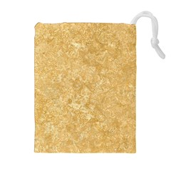 Noce Travertine Drawstring Pouches (extra Large)