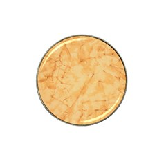 MARBLE LIGHT TAN Hat Clip Ball Marker (4 pack)