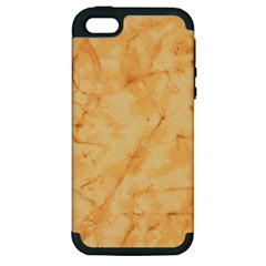 MARBLE LIGHT TAN Apple iPhone 5 Hardshell Case (PC+Silicone)