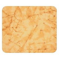 MARBLE LIGHT TAN Double Sided Flano Blanket (Small)