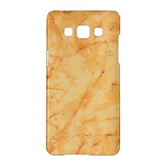 MARBLE LIGHT TAN Samsung Galaxy A5 Hardshell Case