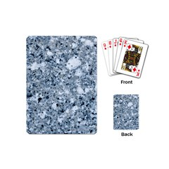 MARBLE LIGHT GREY Playing Cards (Mini)