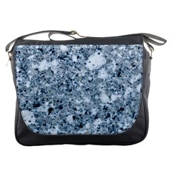 MARBLE LIGHT GREY Messenger Bags