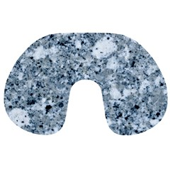 MARBLE LIGHT GREY Travel Neck Pillows