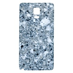MARBLE LIGHT GREY Galaxy Note 4 Back Case