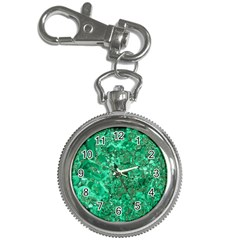 MARBLE GREEN Key Chain Watches