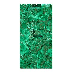 MARBLE GREEN Shower Curtain 36  x 72  (Stall)
