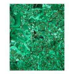 Marble Green Shower Curtain 60  X 72  (medium)