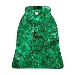 Marble Green Ornament (bell)