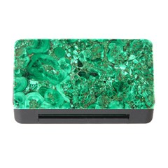 MARBLE GREEN Memory Card Reader with CF