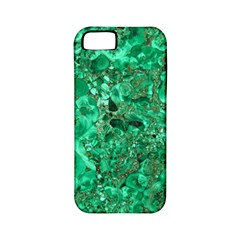 MARBLE GREEN Apple iPhone 5 Classic Hardshell Case (PC+Silicone)