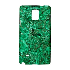 MARBLE GREEN Samsung Galaxy Note 4 Hardshell Case