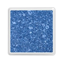 Marble Blue Memory Card Reader (square)