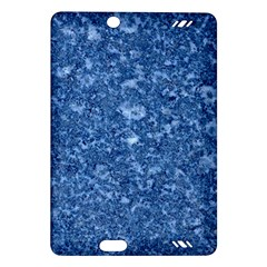 MARBLE BLUE Kindle Fire HD (2013) Hardshell Case