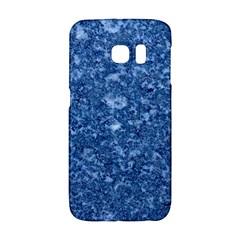 MARBLE BLUE Galaxy S6 Edge