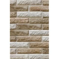 Light Brick Wall 5 5  X 8 5  Notebooks