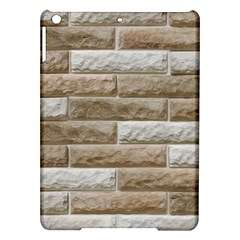 LIGHT BRICK WALL iPad Air Hardshell Cases