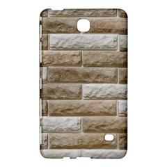LIGHT BRICK WALL Samsung Galaxy Tab 4 (7 ) Hardshell Case