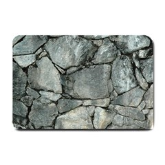 Grey Stone Pile Small Doormat