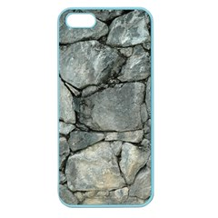 GREY STONE PILE Apple Seamless iPhone 5 Case (Color)