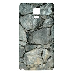 GREY STONE PILE Galaxy Note 4 Back Case