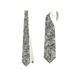 Grey Marble Neckties (two Side)