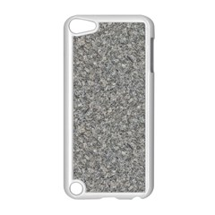 GREY MARBLE Apple iPod Touch 5 Case (White)